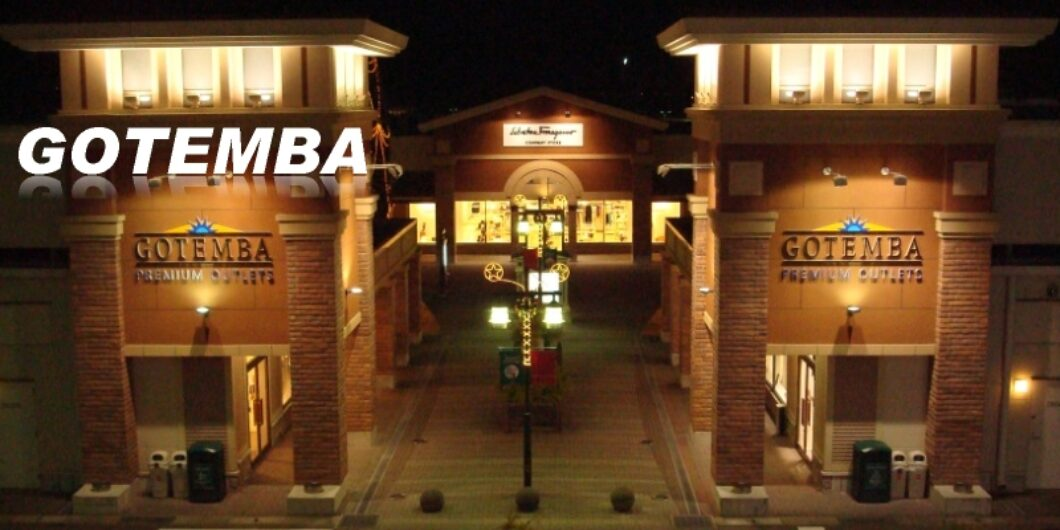 GOTENBA PREMIUM OUTLET For Shopping
