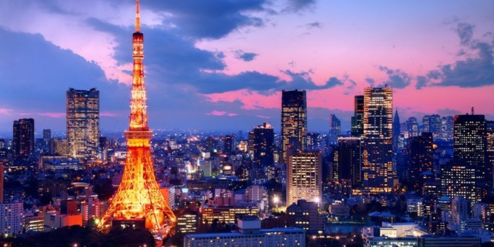 Tokyo Tower As the Symbol of Tokyo