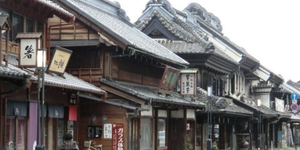 Kawagoe Historical Edo City