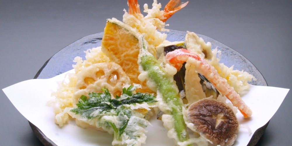 Tempura Dining Ginza