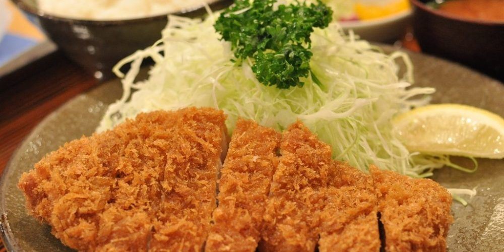 Tonkatsu Pork cutlet