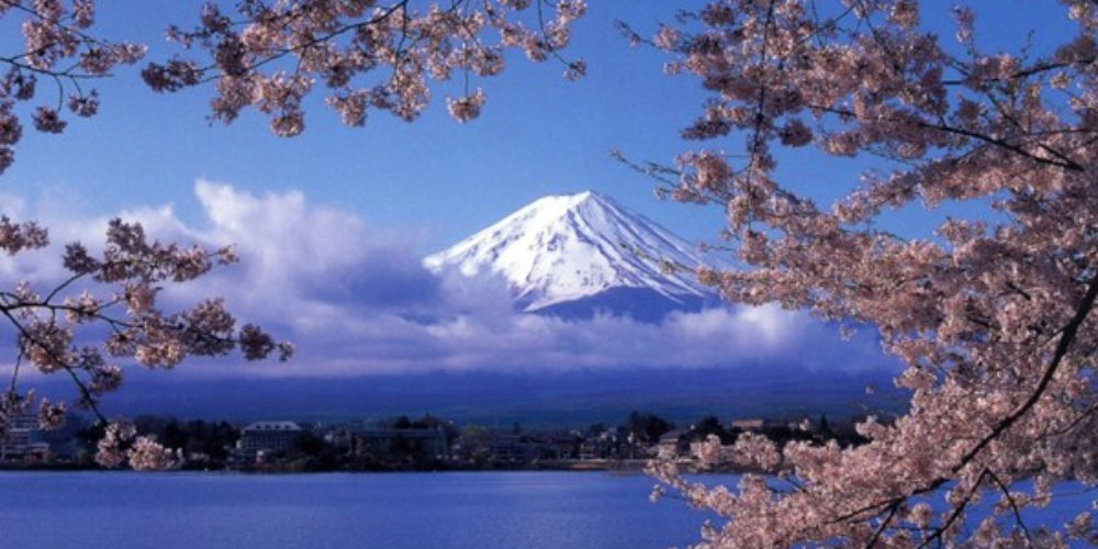 Fuji five Lakes Fuji Goko