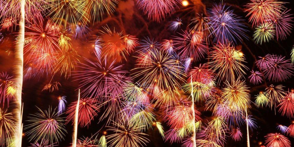 Fireworks Festivals Chiba