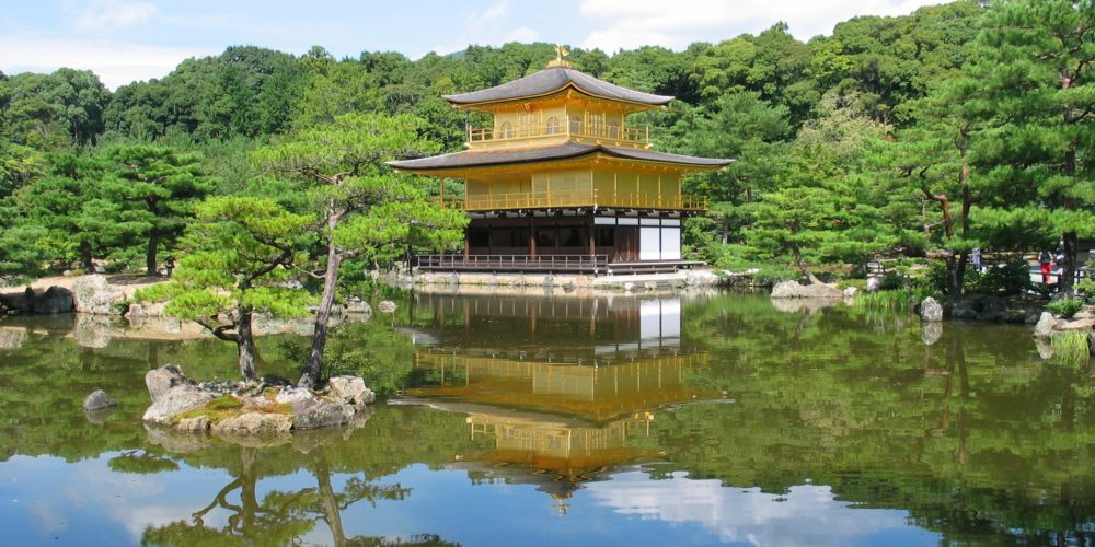 Golden Pavilion World Cultural Heritage